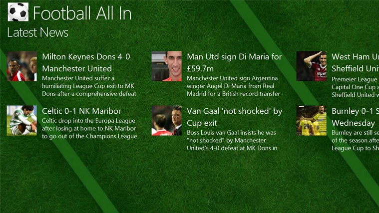 Football All In football marcus