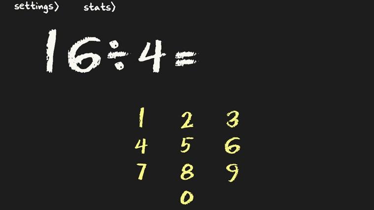 Start Arithmetic start video