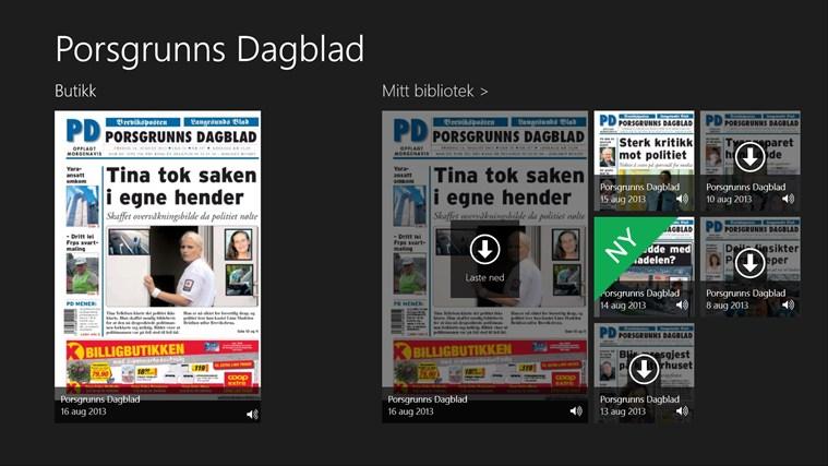 Porsgrunns Dagblad dagblad news