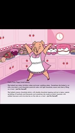 Pretty Pinky Piggy