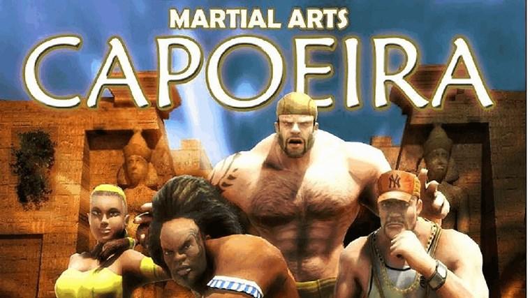Martialarts Capoeira