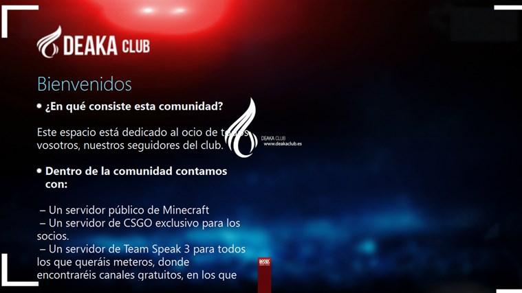 Deaka Club