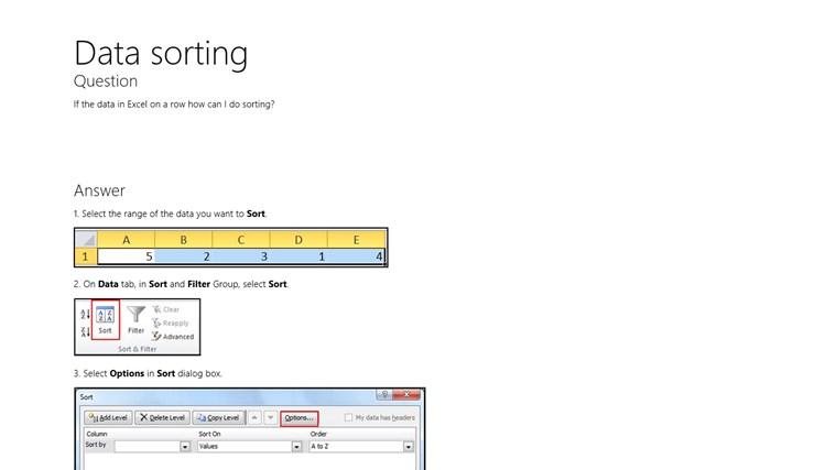 Office Excel 2010 Tips And Tricks tips tricks