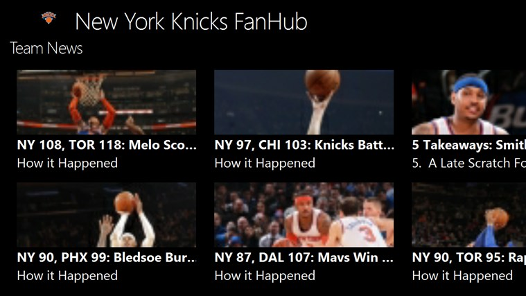 New York Knicks FanHub