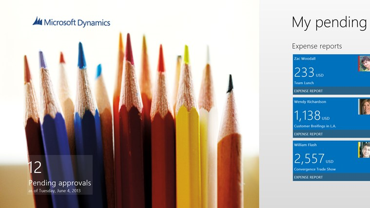 Dynamics AX 2012 Approvals