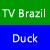 TV Brazil Duck